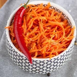 Салат из моркови на зиму: очень вкусные рецепты с фото, как выбрать морковку, как правильно приготовить морковный салат в банках
