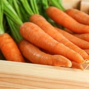Хранение моркови в пищевой пленке