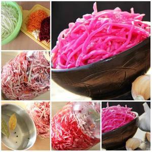 Лучшие рецепты пилюски (пелюстки) из капусты со свеклой и без