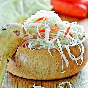 Быстрые и вкусные рецепты приготовления квашеной капусты за 3 дня