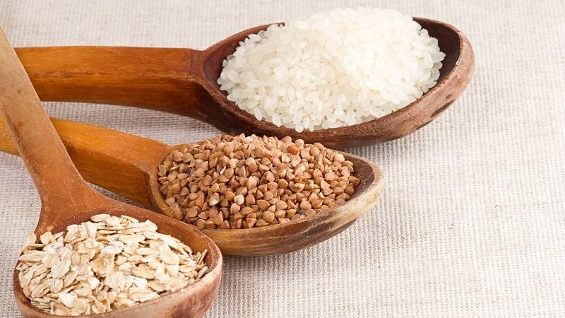 Что полезнее рис или гречка для похудения