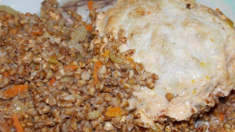 Можно ли похудеть на гречке с мясом и какая у нее калорийность