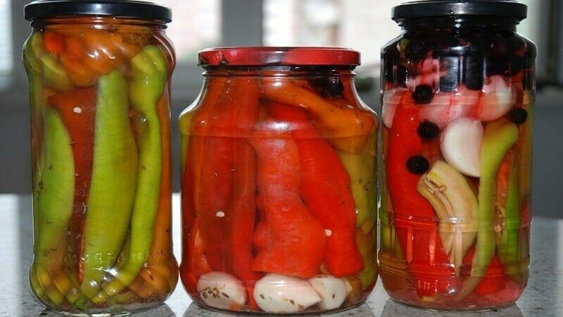 Острый перец, маринованный холодным способом в уксусе: лучшие рецепты и советы опытных домохозяек