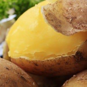 Польза и вред картофеля в мундире