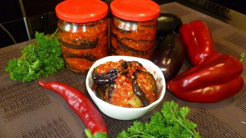 Потрясающе вкусные рецепты приготовления баклажанов без стерилизации