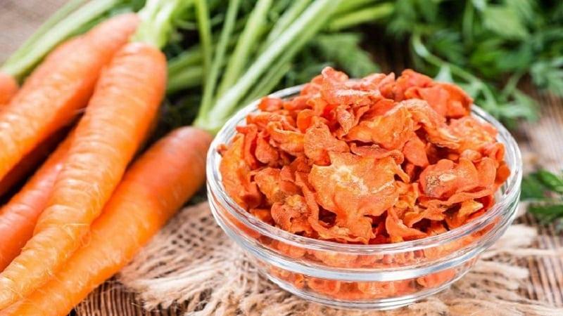 Разные способы, как сушить морковь в домашних условиях на зиму