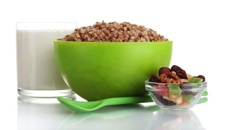 Сытная гречневая диета на 10 дней для безопасного похудения