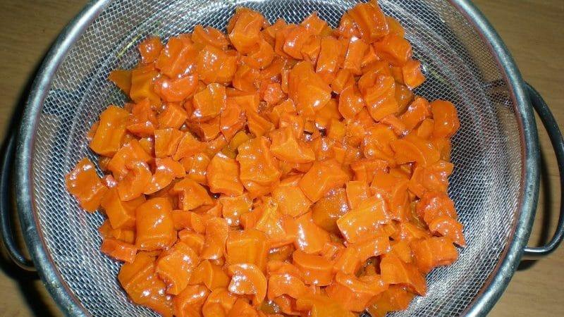 Варим вкусное и полезное варенье из моркови с лимоном на зиму