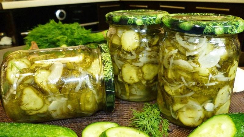 Вкусные рецепты маринованных китайских огурцов на зиму