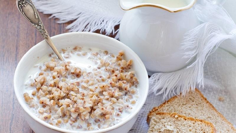 Чем полезна гречка с кефиром для похудения по утрам и как её правильно готовить