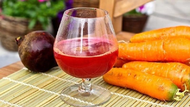 Как правильно использовать морковный сок от насморка: рецепты и рекомендации