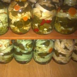 Лучшие рецепты, как солить таркинский перец с капустой быстро и вкусно