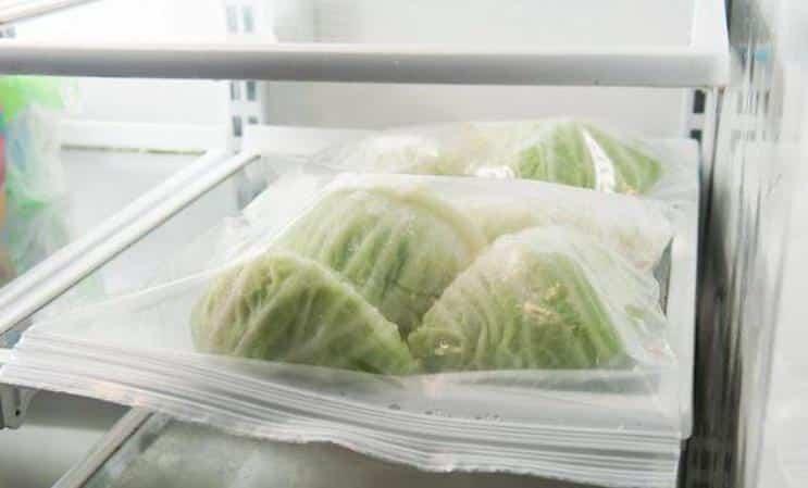 Лучшие способы, как заморозить белокочанную капусту на зиму в домашних условиях