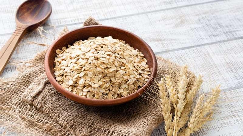 Цельное овсяное зерно