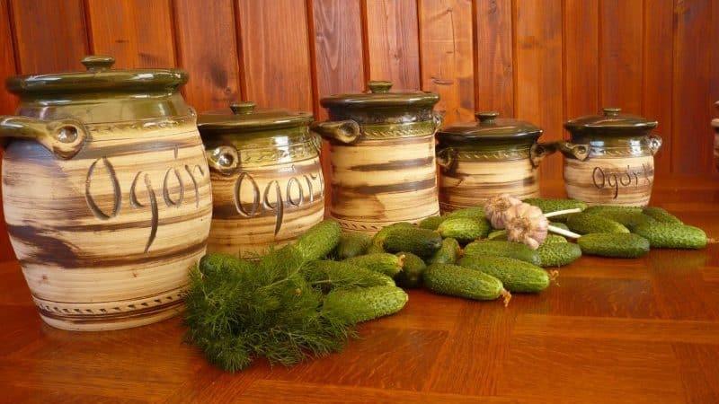 Секреты консервации резанных огурцов на зиму: рецепты без стерилизации с чесноком