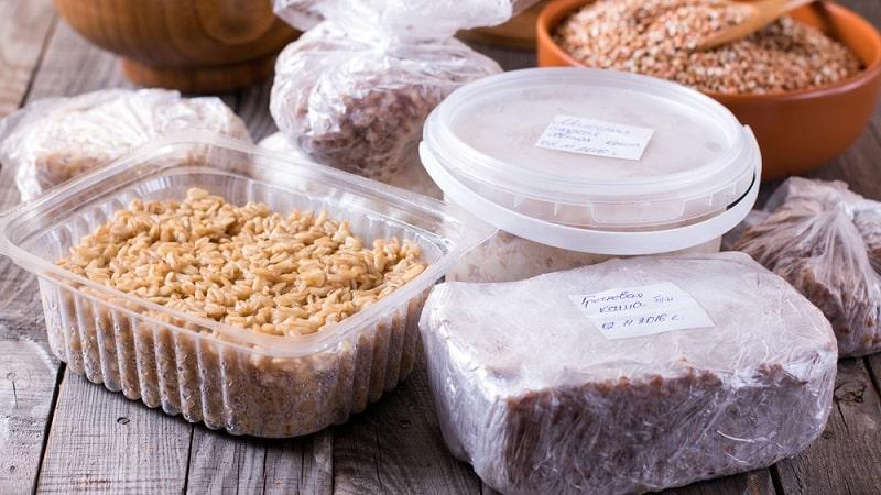 Срок хранения вареной гречки: сколько дней можно хранить в холодильнике или при комнатной температуре