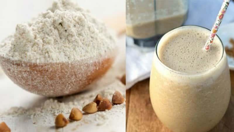 Гречка с кефиром утром натощак — польза и вред, рецепт