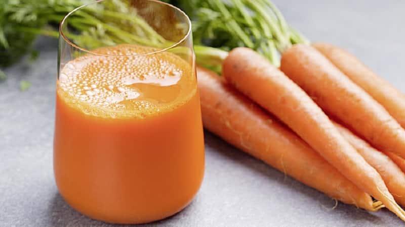 Морковь - лучшая подруга для мужской потенции