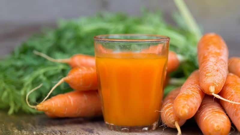 Можно ли пить морковный сок при беременности