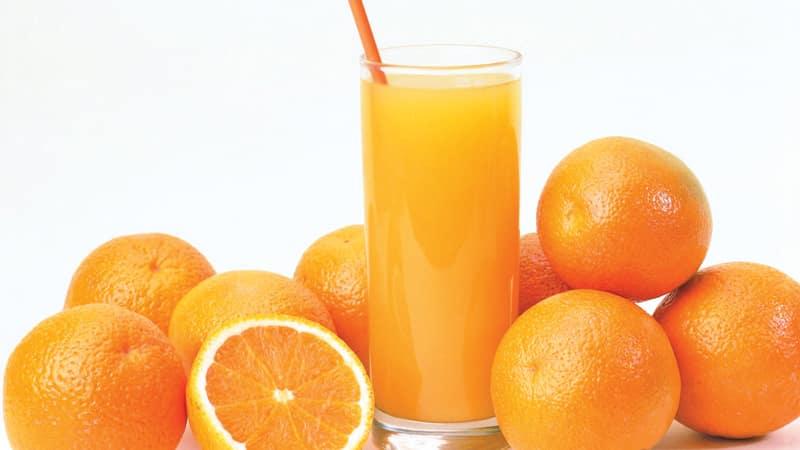 Можно ли пить апельсиновый сок натощак: польза и вред свежевыжатого цитруса