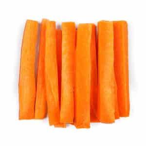 Белая сердцевина у моркови - почему так происходит