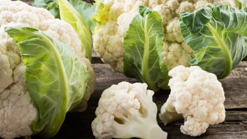 Применение цветной капусты для похудения: польза и вред, пример меню на неделю, отзывы и результаты