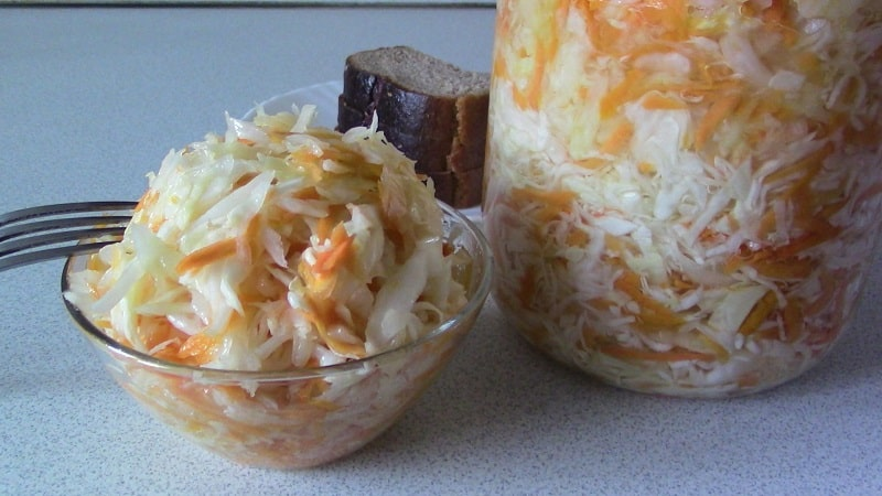 Рецепты маринованной капусты быстрого приготовления