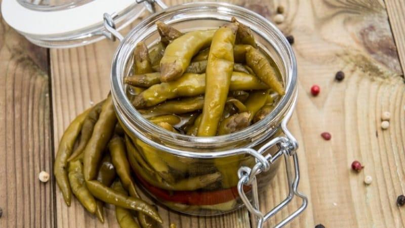 Как приготовить жгучую закуску своими руками: рецепты острого квашеного перца на зиму