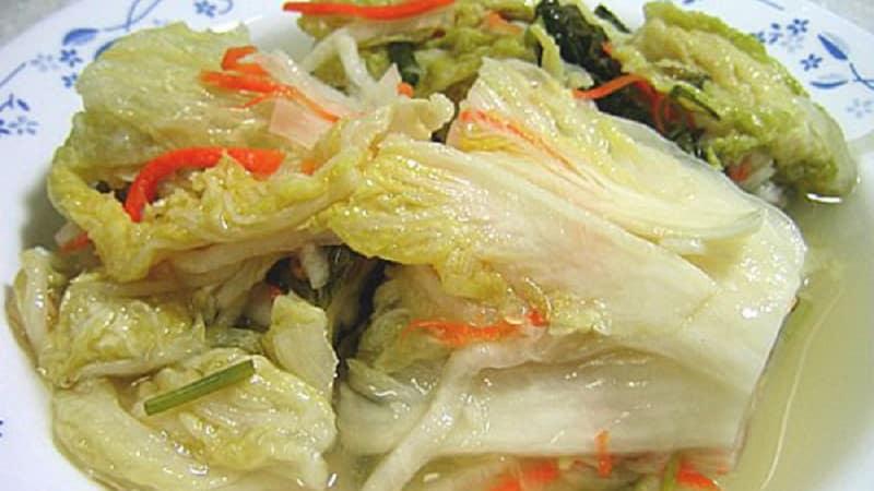 Способы, как сохранить пекинскую капусту на зиму в домашних условиях в свежем, консервированном и замороженном виде