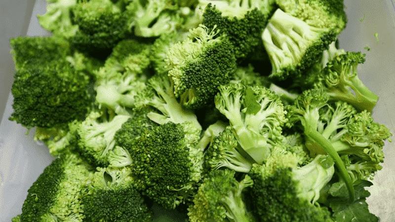 Результаты диеты брокколи