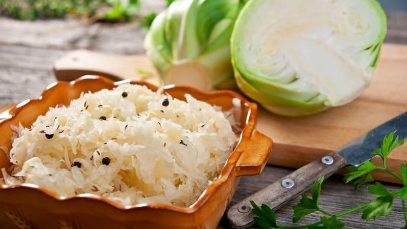 Как легко расставаться с лишними килограммами с помощью диеты на квашеной капусте