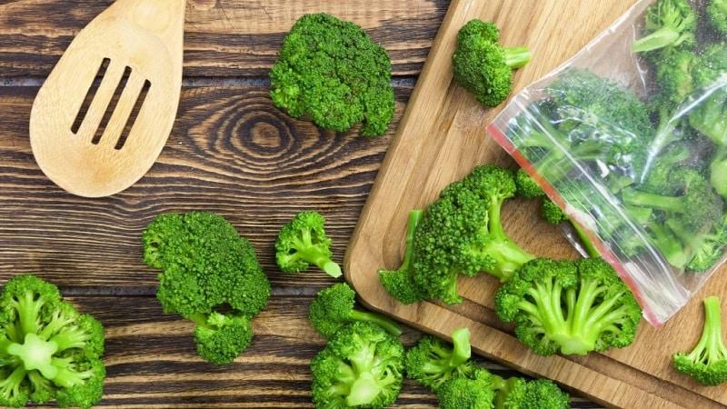 Состав, польза и вред капусты брокколи