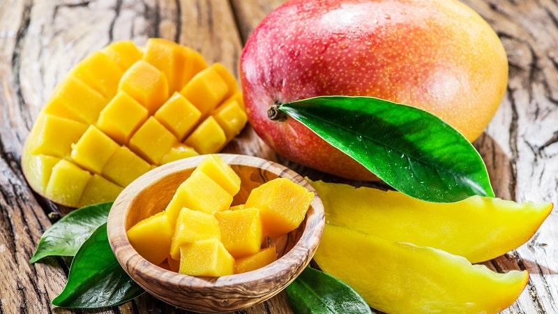 Как определить степень спелости манго и дозреть плод в домашних условиях
