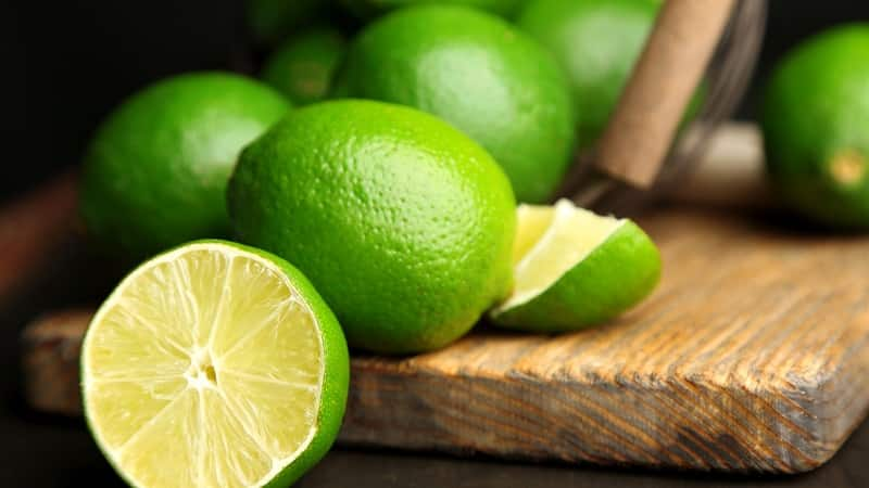 Лайм: состав и полезные свойства фрукта, особенности применения