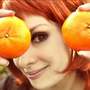 Польза мандарина для организма женщины