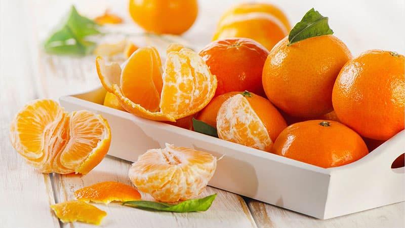 Польза и вред мандаринов для женщин