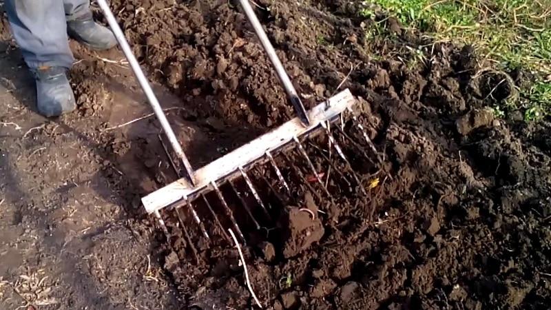 Как сделать лопату для копки картофеля своими рукам