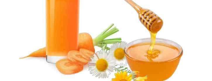 Как применять морковь с медом от кашля и насколько эффективно это средство