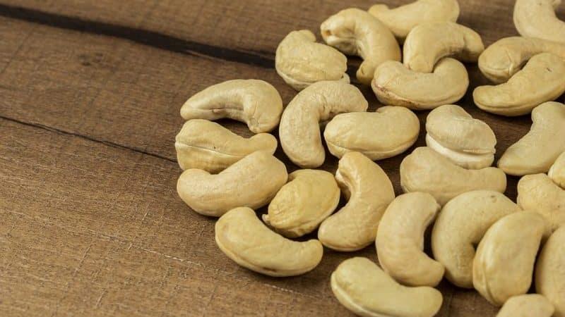 Орехи кешью - польза и вред для женщин