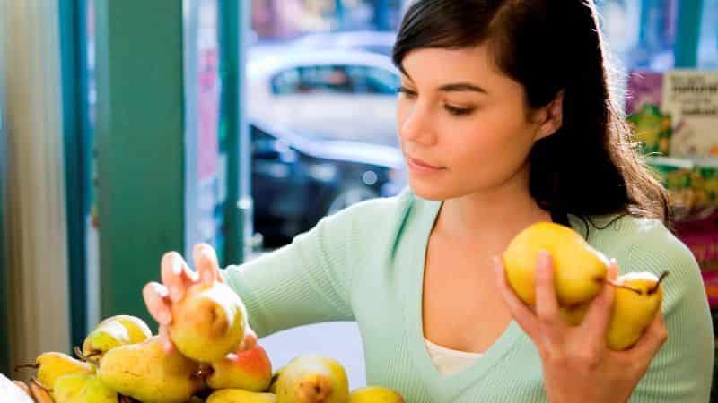 Чем полезна груша для здоровья человека