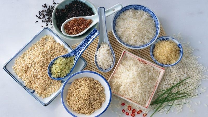Эффективные рецепты для очищения организма рисом