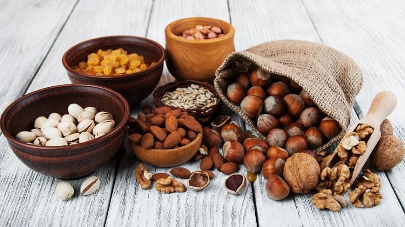 Сколько орехов в день можно при похудении