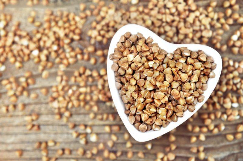 Калорийность и пищевая ценность гречки, а так же её польза для организма