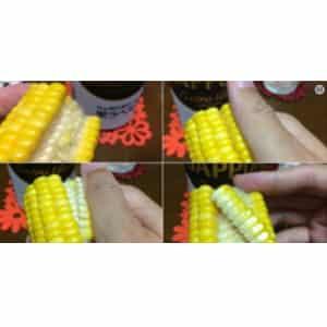 Как почистить кукурузу от зерен в домашних условиях: лучшие лайфхаки для быстрой обработки овоща