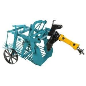 Виды картофелекопалок для мини-трактора, принцип работы и критерии выбора