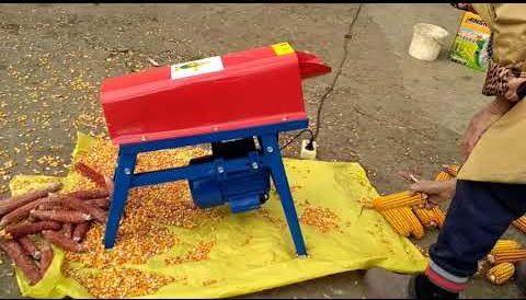 Что такое лущилка для кукурузы и как сделать ее своими руками