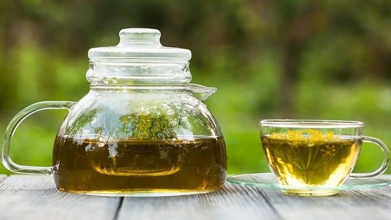 Натуральный диуретик с огорода: как заваривать и пить укроп, как мочегонное средство