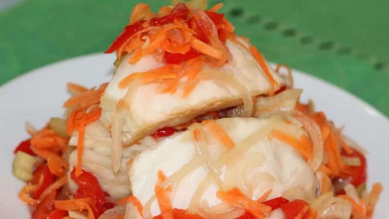 Очень вкусные рецепты маринованной капусты кусками